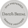 David's Bridal 2014 Preferred Service Provider