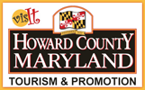 Howard County Maryland Tourism and Promotion Logo